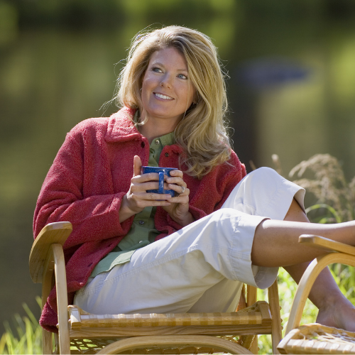 HP Image 500x500 woman relaxing